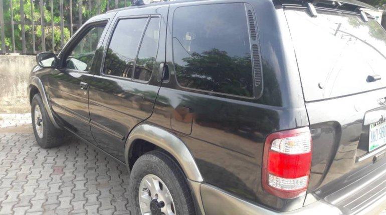 Naija Used 2001 Nissan Pathfinder for sale-9