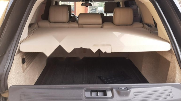 Foreign Used 2015 Black Land Rover Range Rover Vogue for sale in Lagos-5