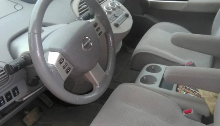 Clean Nigeria Used Nissan Quest 2006 Model for sale-2