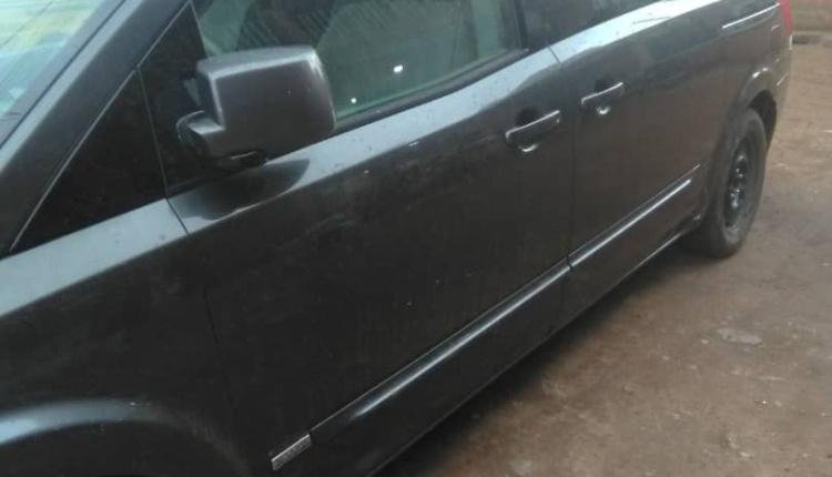 Clean Nigeria Used Nissan Quest 2006 Model for sale-5