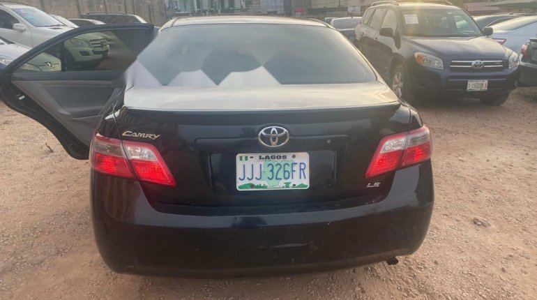 Very Clean Naija Used Toyota Camry 2008 Model for sale-6