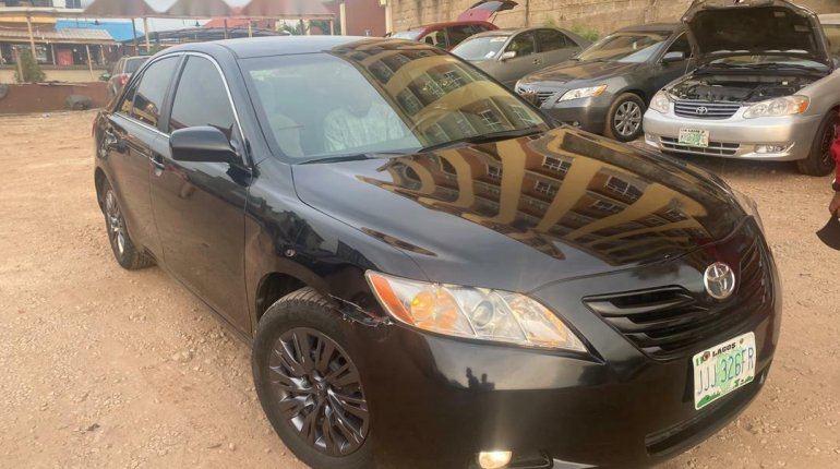Very Clean Naija Used Toyota Camry 2008 Model for sale-0