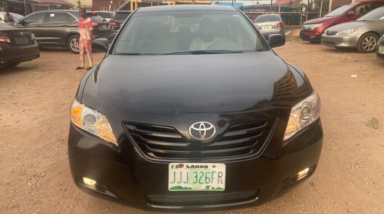 Very Clean Naija Used Toyota Camry 2008 Model for sale-2