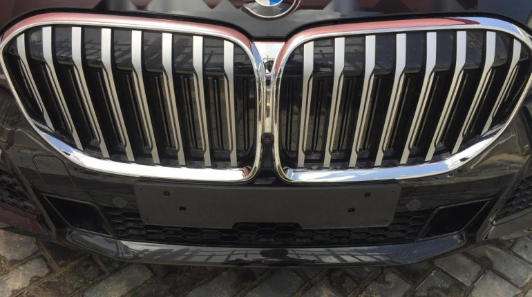 Brand New 2020 Black BMW 7 Series for sale in Lagos. -13