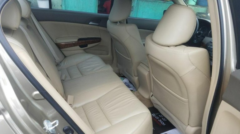Foreign Used 2008 Honda Accord for sale-2