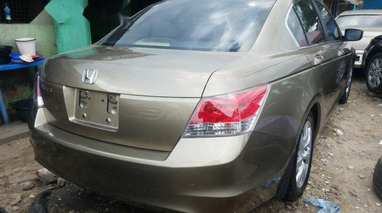 Foreign Used 2008 Honda Accord for sale-9