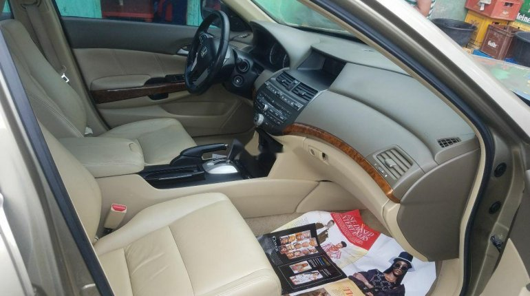 Foreign Used 2008 Honda Accord for sale-4