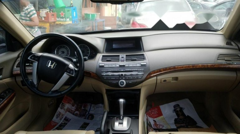 Foreign Used 2008 Honda Accord for sale-3