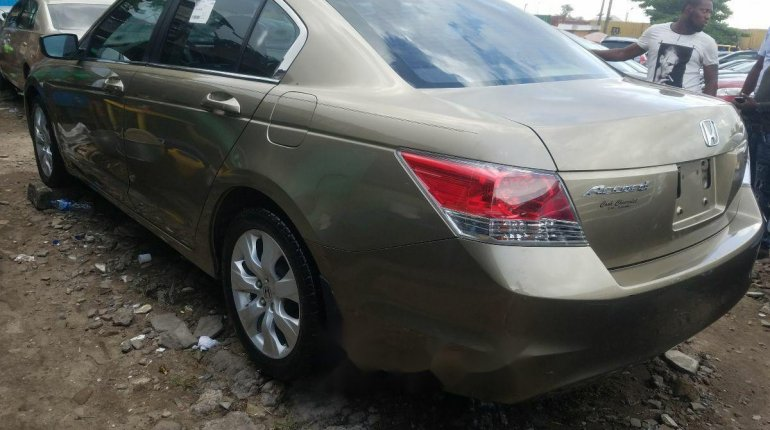 Foreign Used 2008 Honda Accord for sale-8