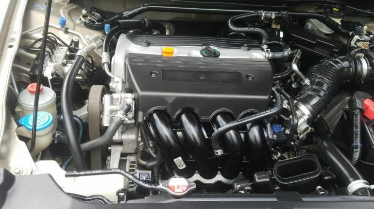 Foreign Used 2008 Honda Accord for sale-5