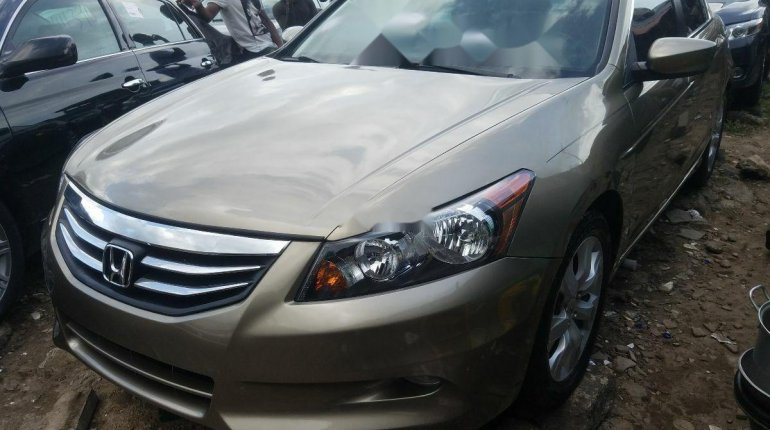 Foreign Used 2008 Honda Accord for sale-1