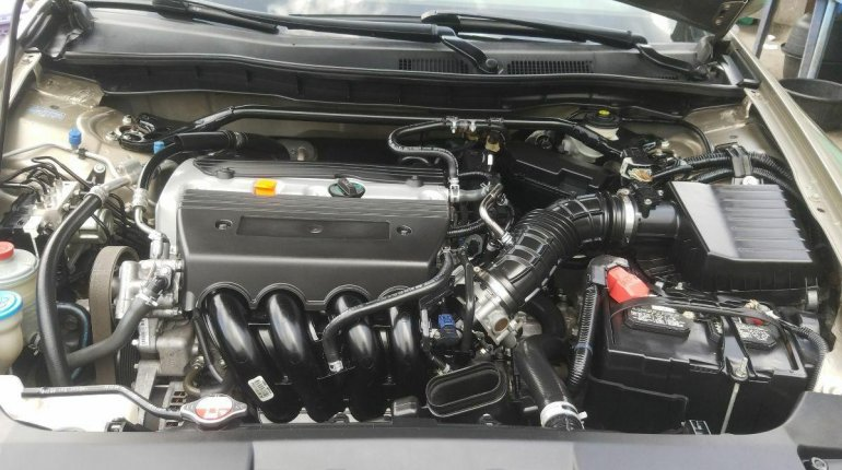 Foreign Used 2008 Honda Accord for sale-6