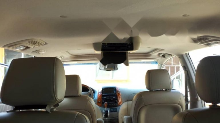 Tokunbo 2008 Toyota Sienna XLE Limited Full Option-5