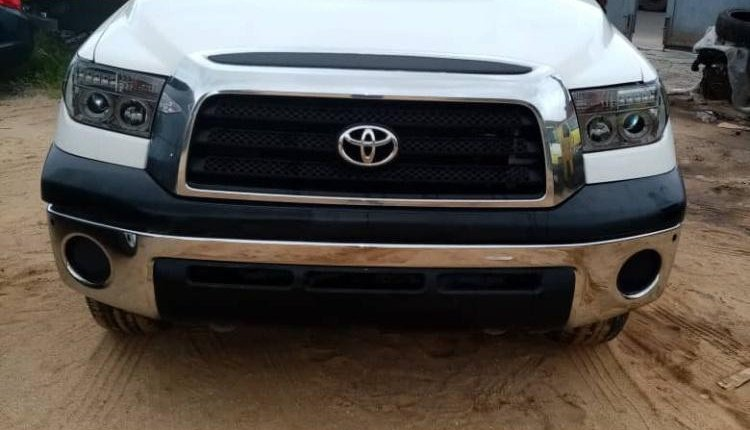 Foreign Used 2008 Toyota Tundra for sale-0