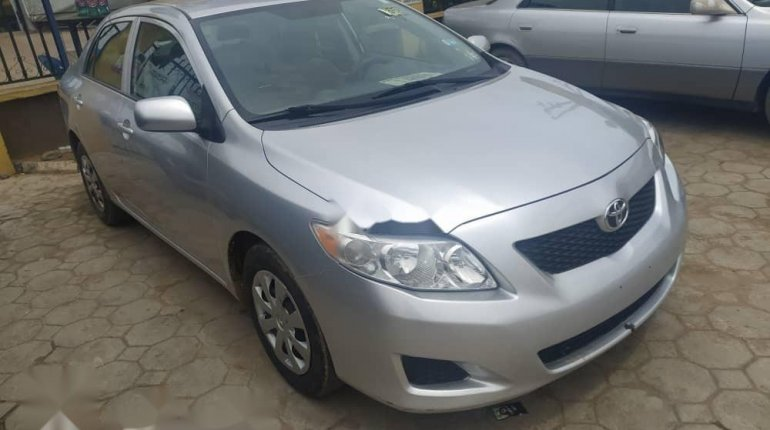 Foreign Used Toyota Corolla 2009 Model-0