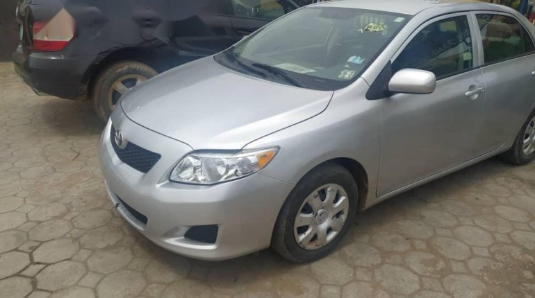 Foreign Used Toyota Corolla 2009 Model-1