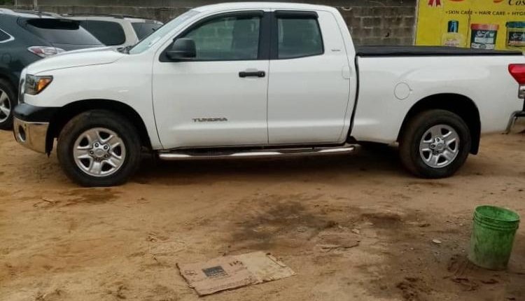 Foreign Used 2008 Toyota Tundra for sale-2