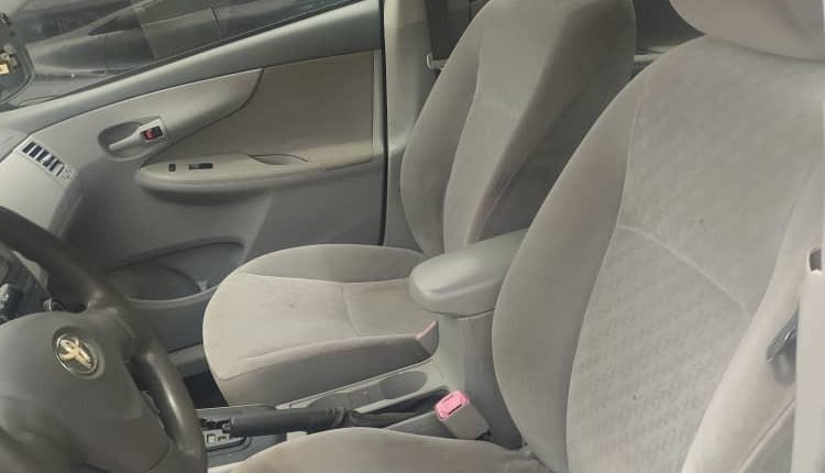 Foreign Used Toyota Corolla 2009 Model-4
