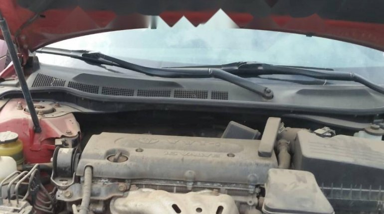 Foreign Used 2007 Red Toyota Camry for sale in Lagos.-5
