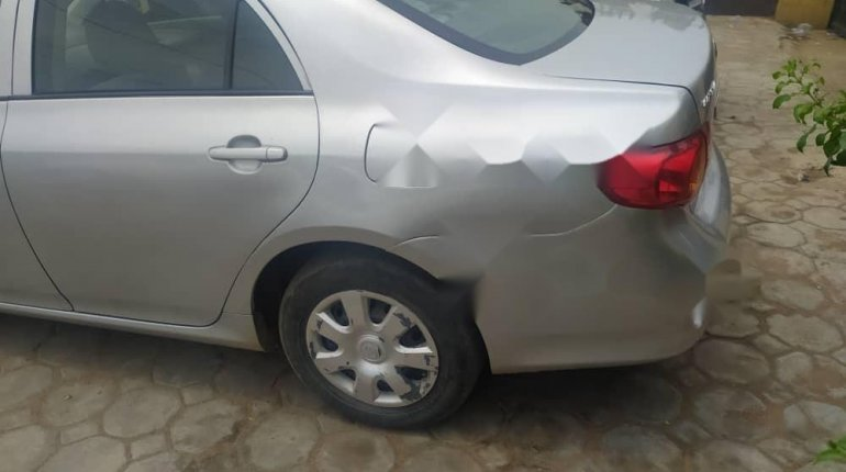 Foreign Used Toyota Corolla 2009 Model-6