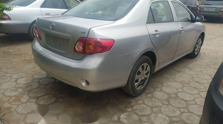 Foreign Used Toyota Corolla 2009 Model-7