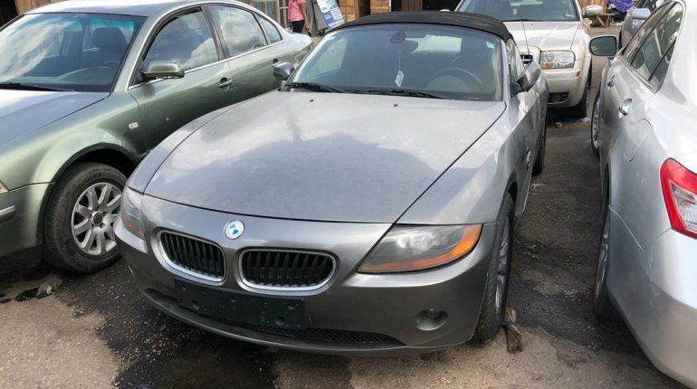 2003 BMW Z4 for sale-5