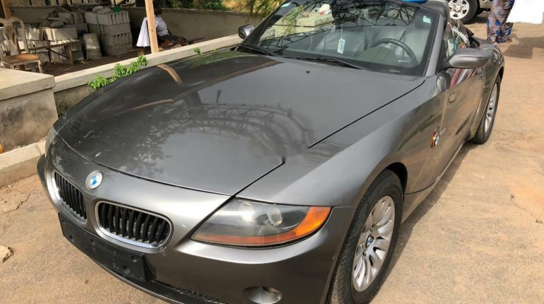 2003 BMW Z4 for sale-9