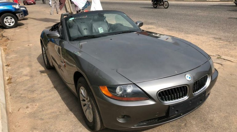 2003 BMW Z4 for sale-8