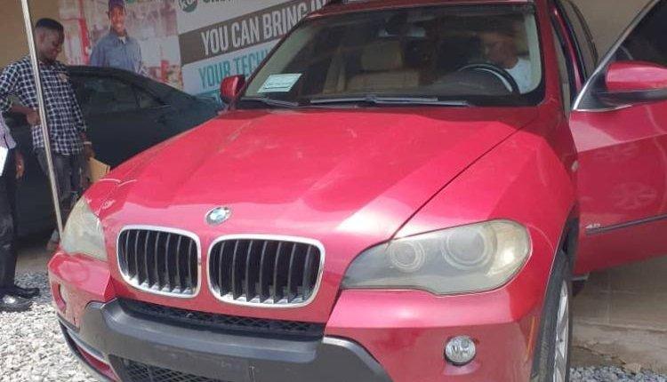 BMW X5 2008 ₦2,550,000 for sale-0