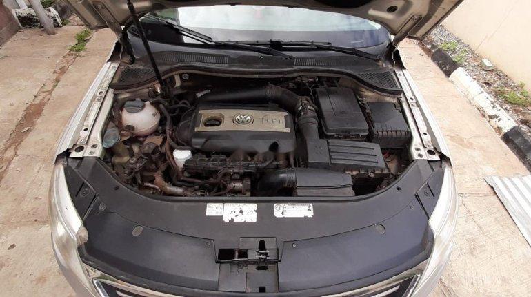 Nigeria Used Volkswagen CC 2012 Model Silver-7