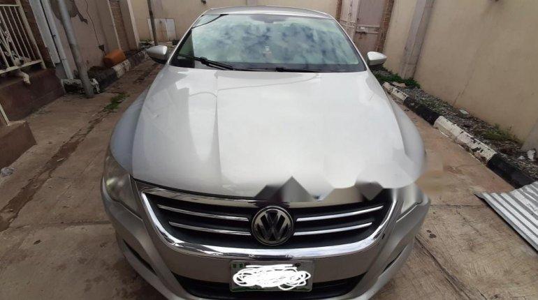 Nigeria Used Volkswagen CC 2012 Model Silver-11