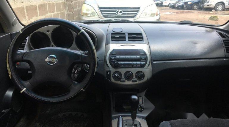 Naija Used Nissan Altima 2005 Model for sale-7