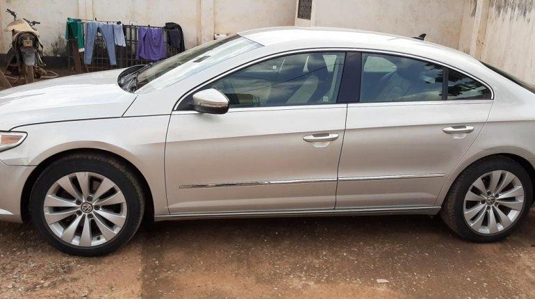 Nigeria Used Volkswagen CC 2012 Model Silver-10