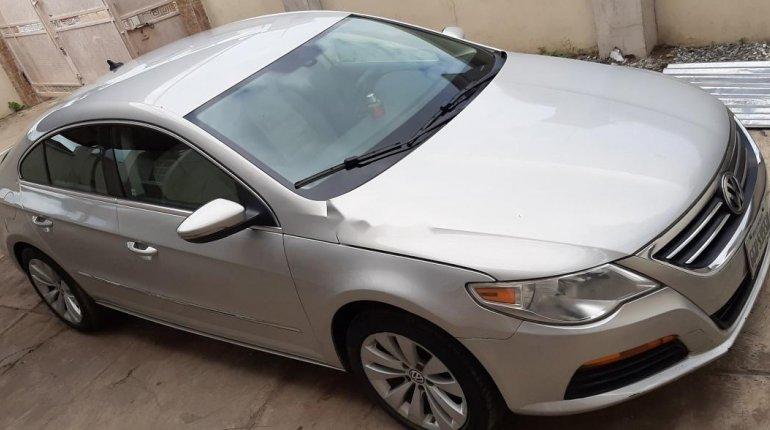 Nigeria Used Volkswagen CC 2012 Model Silver-3