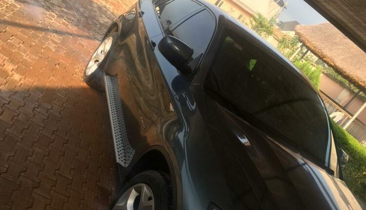 Nigeria Used BMW X6 2008 Model Gray-2