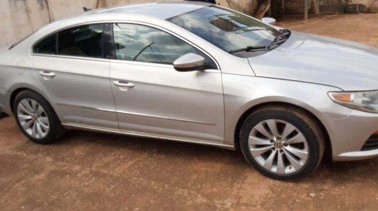Nigeria Used Volkswagen CC 2012 Model Silver-0