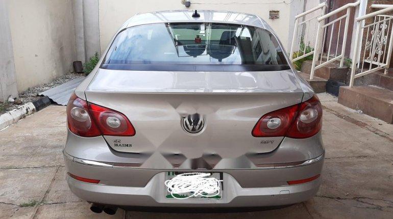 Nigeria Used Volkswagen CC 2012 Model Silver-1
