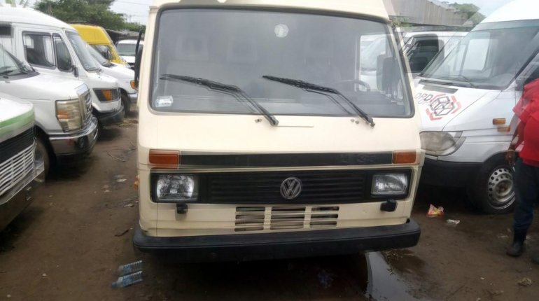 Foreign Used Volkswagen LT 2002 Model-0