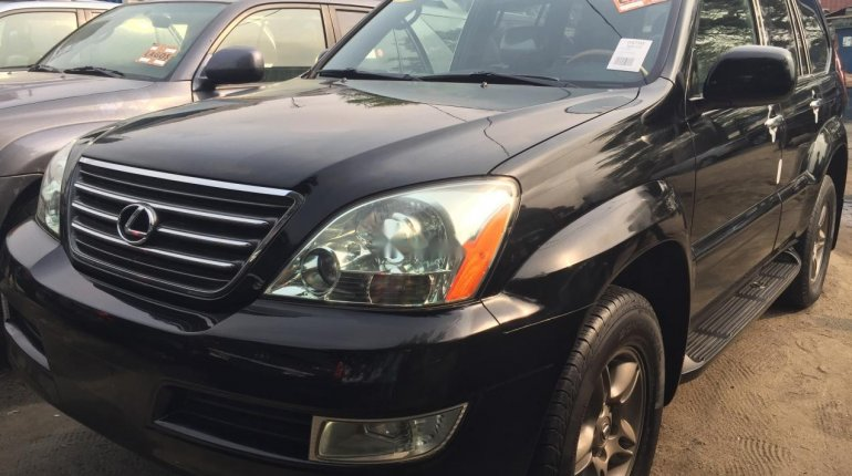 Foreign Used Lexus GX 2007 Model-3