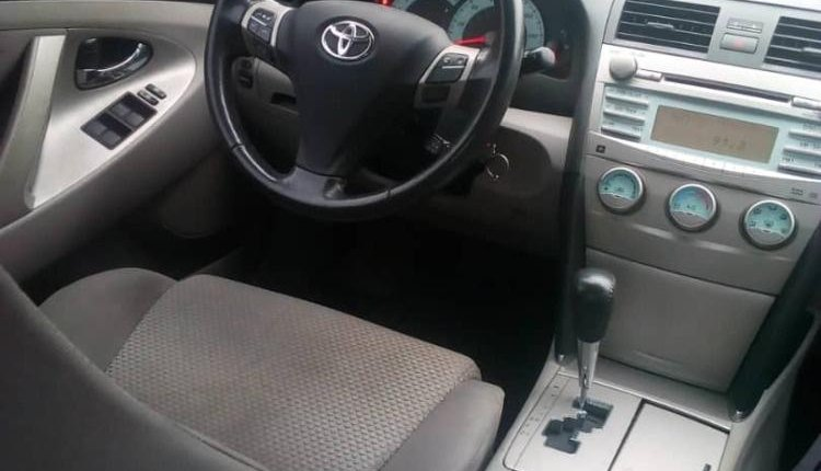 Tokunbo Fully options Toyota Camry 2008 Model for sale-1