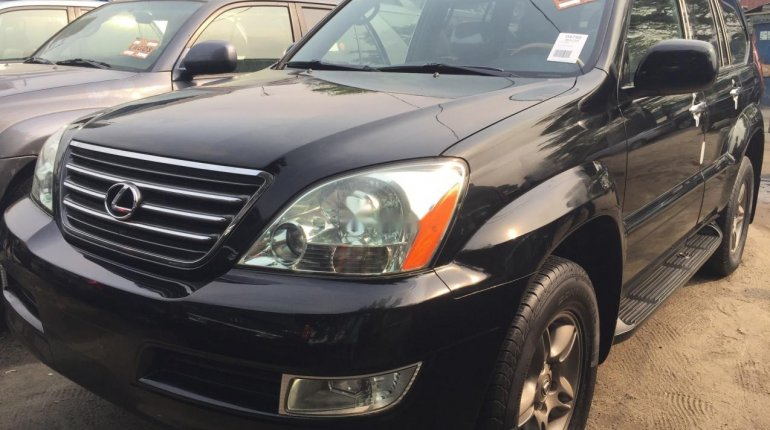 Foreign Used Lexus GX 2007 Model-2