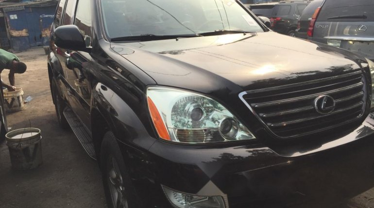 Foreign Used Lexus GX 2007 Model-0