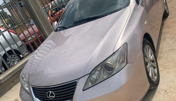 Lexus ES 2010 ₦4,000,000 for sale-0