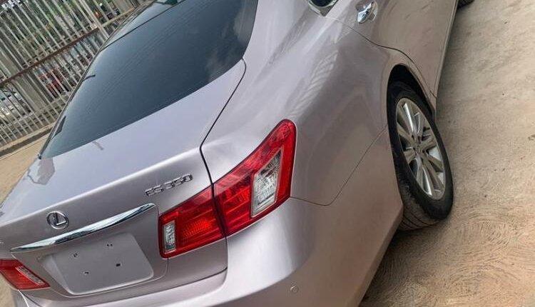 Lexus ES 2010 ₦4,000,000 for sale-8