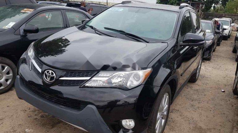 Toyota RAV4 2014-5