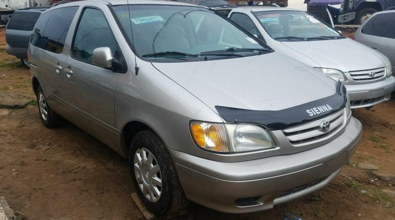 2002 Toyota Sienna for sale-6