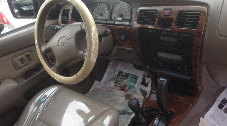 Toyota 4-Runner 2001 ₦2,100,000 for sale-4