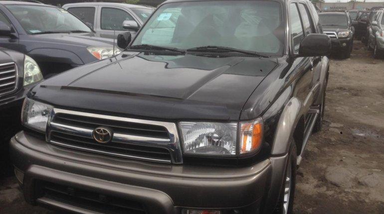Toyota 4-Runner 2001 ₦2,100,000 for sale-0