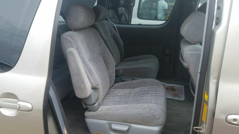 2002 Toyota Sienna for sale-2