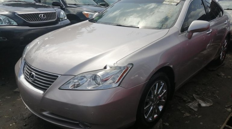 Lexus ES 2008 ₦3,600,000 for sale-3